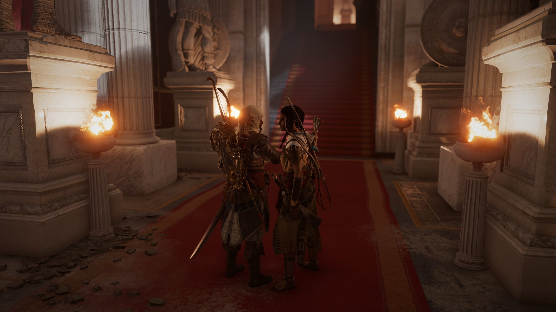Assassin's Creed Origins - Screenshots von melcom - Windows
